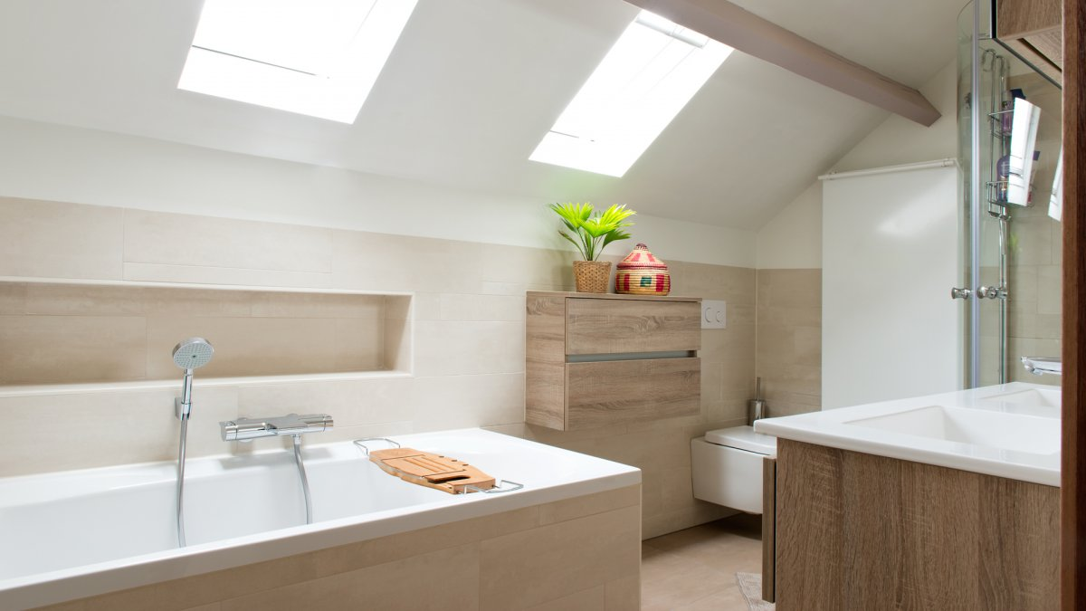 Verbouwing badkamers